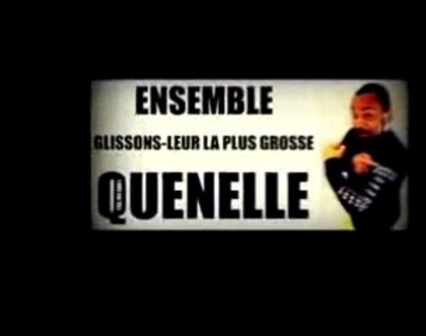 La QUENELLE _ Chanson OFFICIELLE( [nouveauté exclusive] 2013 -musique- France) par Charlotte Aznavour !