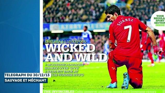 Mourinho s'en prend à Luis Suarez, bientôt le jackpot pour Messi au Barça