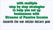 One Million Dollars goal Strategy - Make One Million Dollars in 3years - Million Dollars Club