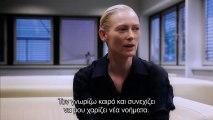 Tilda Swinton - Only Lovers Left Alive Interview Part 2