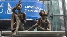 A VOIR ! L'UE, les NAZIS et les MAFIAS Occultes !!_François Asselineau Visite pour Vous la Commission européenne, Bruxelles mai 2013_EN GUISE DE CADEAU MI-TRAGIQUE MI-COMIQUE POUR LES FÊTES DE FIN D'ANNÉE 2013