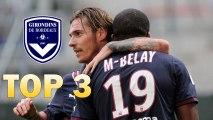 TOP 3 Buts - Girondins de Bordeaux / 2013-2014 (1ère partie)