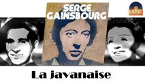 Serge Gainsbourg - La javanaise (HD) Officiel Seniors Musik
