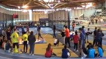 Championnat d'académie 2013 Athlétisme Indoor - UNSS Versailles