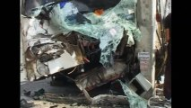 Bus carrying Russian tourists crashes in Thailand, 2 dead