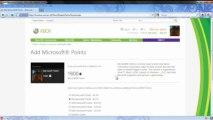 Xbox 360 Microsoft Code Generator - XBOX live Points Generat