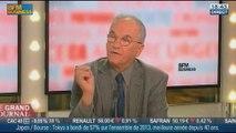 Gilles Carrez, président de la commission des Finances de l'Assemblée Nationale, dans Le Grand Journal - 30/12 3/4