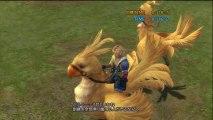 Final Fantasy X HD Remaster (Walkthrough part 056) Chocobo training -  &%$&%  Catcher Chocobo