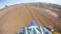 MX Cheddar Dirtbike Track Action