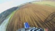 Dirt Bike Action At Rocket World