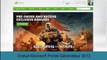 Microsoft Points Générateur - [ December 2013 New Update - FR ] Xbox Live Code Generator