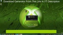 Xbox Live Codes Generator _ Free xBox Live Gold Codes - December 2013