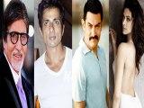 Amitabh Sonu Aamir Deepikas Latest Bollywood Gossips Lehren Bulletin
