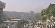 Campus Protests In Egypt Turn Deadly