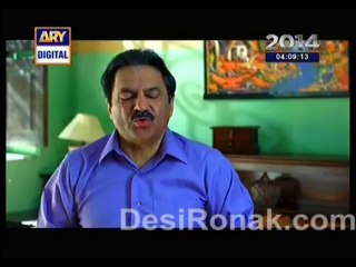 Sheher e Yaaran - Episode 51 - December 31, 2013 - Part 2