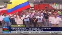 Paro Nacional Agrario en Colombia despertó conciencias en 2013