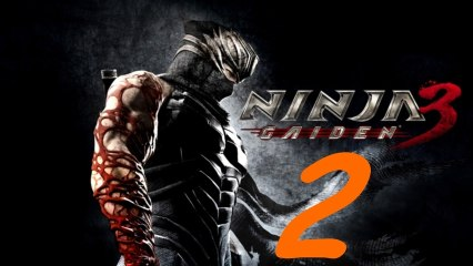 Let´s play Ninja Gaiden 3 part 2# Schleichaktion