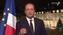 Les vœux de François Hollande en intégralité
