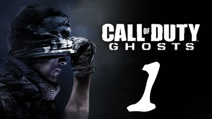 Let´s play Call of Duty Ghosts part 1# Odins Einsturz