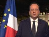 Voeux 2014: Hollande donne rendez-vous aux municipales - 31/12