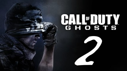 Let´s play Call of Duty Ghosts part 2# einfach alle Töten