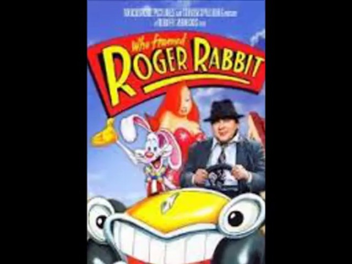 Who Framed Roger Rabbit (1988) - Movie Review