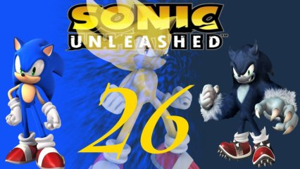 Let´s play Sonic Unleashed part 26# Holoska bei Nacht