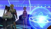 Final Fantasy X HD Remaster (Walkthrough part 071) Important events on Airship and Highbridge