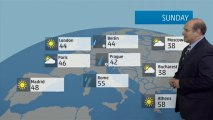 European Vacation Forecast - 12/31/2013