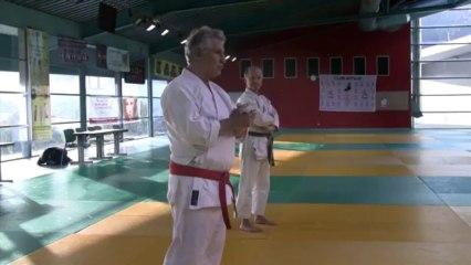 40 Projet Karate martial