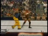 WWF Dean Malenko and Godfather vs D lo and Perry Saturn