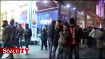 İstiklal Caddesi'nde taciz iddiası