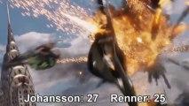 The Avengers (2012) Robert Downey, Jr., Chris Evans, Chris Hemsworth, Mark Ruffalo, Scarlett Johansson & Jeremy Renner