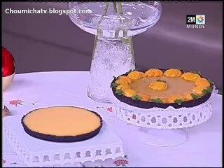 Choumicha - Recette Tarte au chocolat