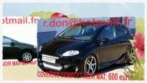 Fiat Grande Punto noir mat, Fiat Grande Punto noir mat, Fiat Grande Punto noir mat, Fiat Grande Punto Covering noir mat, Fiat Grande Punto peinture noir mat, Fiat Grande Punto noir mat