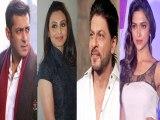 Salman Rani Shahrukh Deepikas Latest Bollwood Gossips Lehren Bulletin