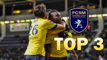 TOP 3 Buts - FC Sochaux-Montbéliard / 2013-2014 (1ère partie)