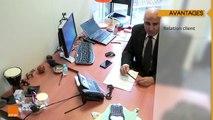 Malik, ingénieur d'affaires grands comptes