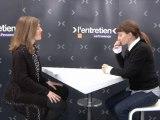 Ariane Ascaride présente son premier film à l'entretien Orange-La Provence
