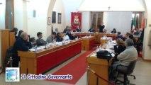 Consiglio 29 novembre 2013_punti 1e2 verifica areee destin. a insediamenti e piano alienazioni replica Vella