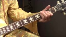 Rhythm Guitar Lesson - Rockabilly Guitar Pattern in the Style of Scotty Moore