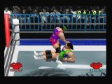 PS1 - WCW vs The World Scott Steiner vs Rick Steiner