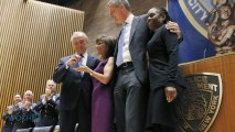 Bratton Stands Before Police Force With A Mandate For Change