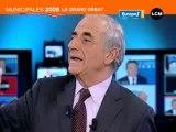 Débat Gaudin-Guérini : logement; République; débat TV