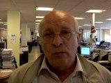 Raoul Jennar (NPA) en campagne pour les européennes