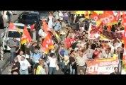 Marseille : 5000 manifestants CGT contre l'austérité