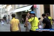OM-Dortmund : 2000 supporters allemands à Marseille