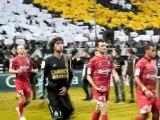 OM-Grenoble : le Vélodrome célèbre ses champions