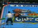 El Hijo del Santo vs. El Dandy vs. Negro Casas (Mask vs. Hair vs. Hair) - CMLL 12/6/96