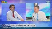 Nicolas Doze: Travail du dimanche: Le syndicat des fonctionnaires ne signeront pas l'accord - 03/01